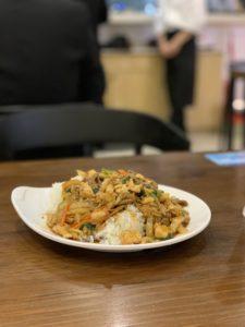 上海 いつものローカル麺屋がうまい季節になってきた