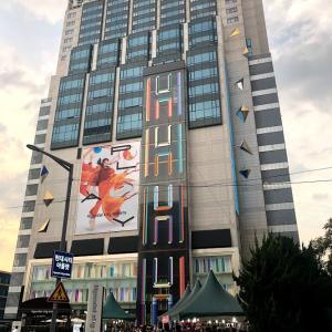 スカイパークキングスタウン東大門ホテル泊まってみた。