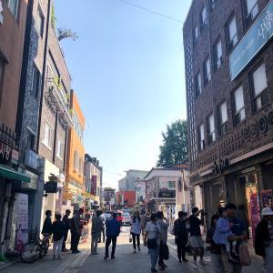 韓国で半日観光するなら絶対にお勧めな水原④短時間で八達門と市場巡り