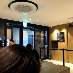 20:30閉店な新羅免税店
