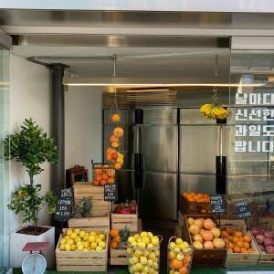 ソウル旅行けるようになったら行きたい!東大門の冷蔵庫カフェ「JEAN FRI GO」