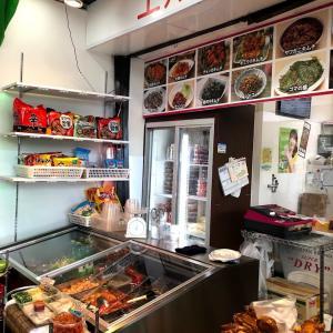 鶴橋で食べ歩き「土井商店」