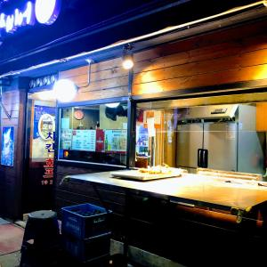 ソウル駅近、美味しいチキン屋さん