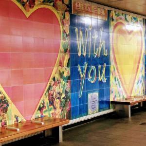 ソウルの地下鉄、なにこれ?シリーズ