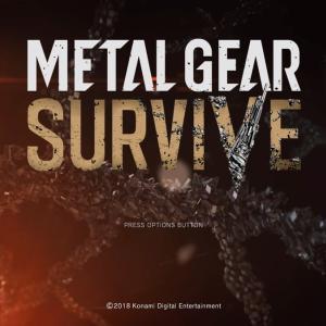 フリプ勢にはMETAL GEAR SURVIVE(メタルギアサヴァイブ)を遊んでほしい