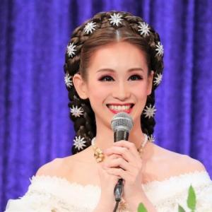 ◆宝塚歌劇団◆ 月組『愛希れいか』 「包み込むような歌声を」=ミュージカル「ファントム」でヒロイン役