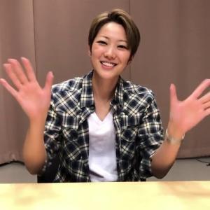 ◆宝塚歌劇団◆ 星組『七海ひろき』「七海さんは茨城愛が強いので大使になっていただいたかいがある。これからも茨城の情報を発信してほしい」と期待。