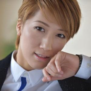 ◆宝塚歌劇団◆ 宙組『真風 涼帆』「アナスタシア」上演が決まったことへの想い、上演に向けての意気込み
