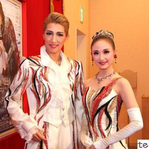 ◆宝塚歌劇団◆ 宙組『星風 まどか』「アナスタシア」上演が決まったことへの想い、上演に向けての意気込み