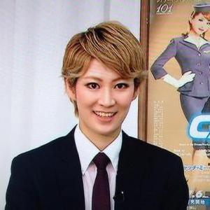◆宝塚歌劇団◆ 星組『瀬央ゆりあ』さまのツィート集めてみました。1月12日