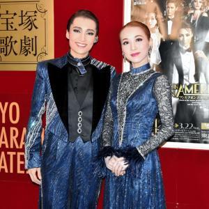 ◆宝塚歌劇団◆ 雪組『望海風斗』東京公演始まる 望海「男役を生き切る」