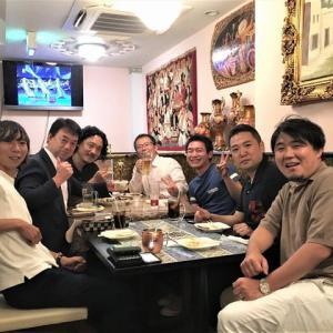 「砂漠に挑む日本人」同窓会