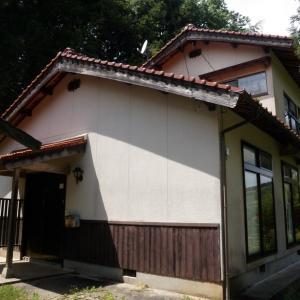 【売買】250万円 島根県浜田市田橋町 のどかな自然の中にある 広い敷地の2階建 駐車場有