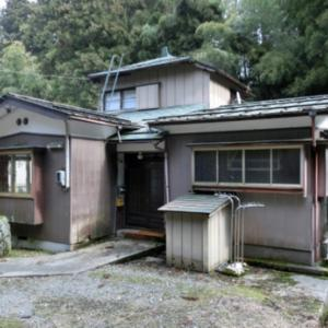 【売買】300万円 新潟県長岡市与板町与板 自然に囲まれた集落の外れにある古民家 山林付き 家庭菜園可