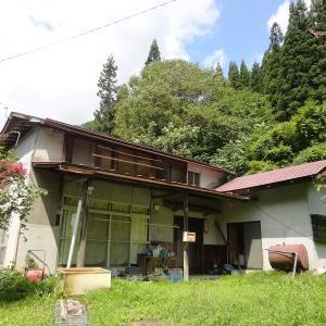 【売買】120万円 長野県上水内郡小川村 村の中心まで3.5km 各部屋が大きい2階建