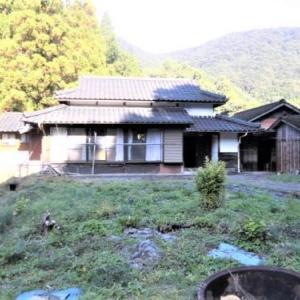 【売買】180万円 熊本県上天草市新和町大宮地 静かな山の中の古民家 家庭菜園可 駐車3台
