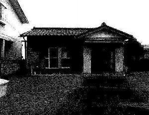 【売買】400万円 千葉県印旛郡栄町押付 閑静な住宅街のコンパクト平屋 駐車2台・下水道