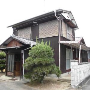 【売買】250万円 愛媛県西条市高田 家庭菜園可能な庭・車庫・倉庫付き2階建 上下水道・小学校近い