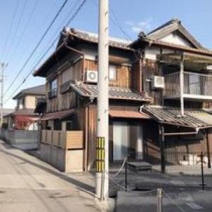 【売買】250万円 香川県坂出市加茂町甲 閑静な住宅街の和風2階建 和室4・洋室2