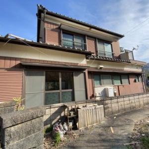 【売買】80万円 長崎県長崎市川上町 補修不要 高台から長崎湾を望む2階建