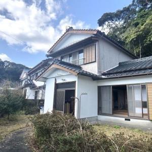 【賃貸】2.5万円 高知県土佐清水市養老 2階から海が見える 港近くの2階建 ペット可
