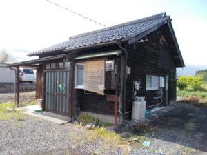 【売買】3.5万円  滋賀県高島市マキノ町沢 のどかな田園地帯にある小ぶりな平屋 上下水道・エアコン付
