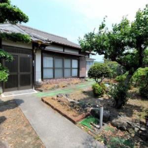 【売買】280万円 香川県坂出市林田町 川沿いののどかな集落 車庫付き2階建古民家 家庭菜園可