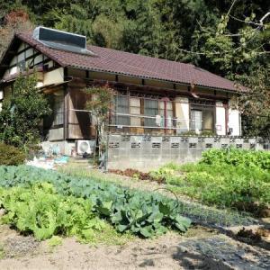 【売買】300万円 愛媛県大洲市新谷 家庭菜園・別途畑付き平屋 駐車場造成可