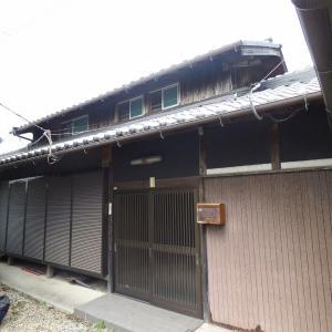【売買】380万円 兵庫県加西市朝妻町 南向き縁側のある平屋 2階建別棟付き