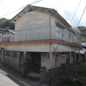 【売買】190万円 岡山県備前市三石 広い3面回りバルコニーのある2階建 駐車場広い