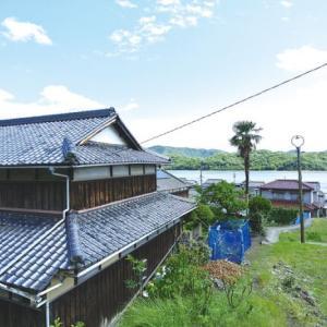 【売買】230万円 岡山県備前市穂浪 海が見える 海にも山にも近い古民家 日当り良好