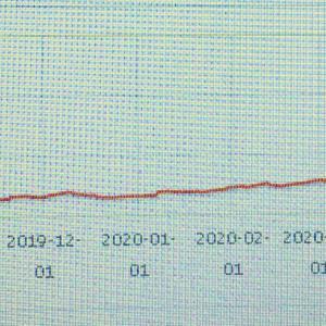 損益グラフ、再度1000万円突破!