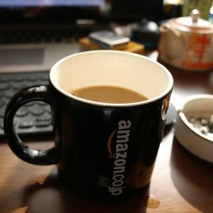 コーヒーを作りました