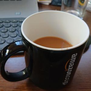 コーヒーって一杯400円するんですね