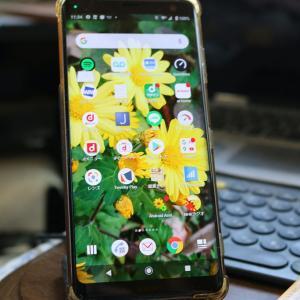 持っているスマートフォン
