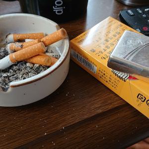 タバコが10月1日から増税