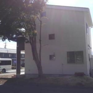 茅野市米沢でパパまるハウスが完成しました。