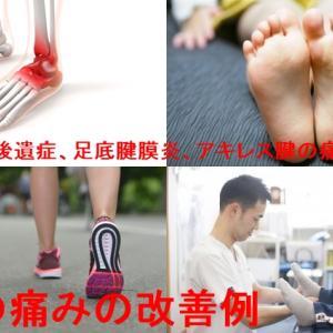 伊勢市|足関節、下腿の痛みのカイロプラクティック改善例(症例報告)
