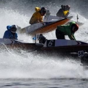 G2モーターボート大賞次世代スターチャレンジバトルのレース回帰