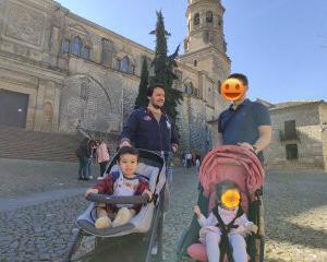 アンダルシア世界遺産の街をデート