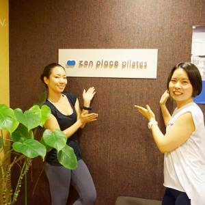 『zen place pilates ゼンプレイス ピラティス』大阪・心斎橋店の体験レッスン行ってみた!