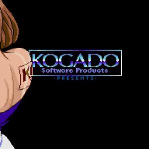KOGADOのロゴで・・・