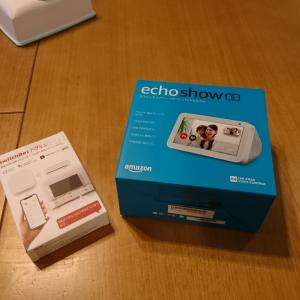 アマゾンAlexaのスマートスピーカー「Echo Show 5 」とスマートリモコン「SwitchBot mini」でスマートハウス化リベンジ!してみた