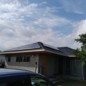 【自然災害】蓄電池付きで太陽光発電を設置してみた。