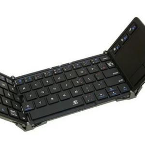 Bluetoothキーボード買ったのでメモ帳代わりにショートカットを載せといたった