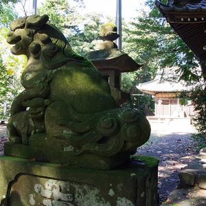 八幡神社 清川村