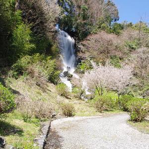 朝日滝  熊久保農村公園