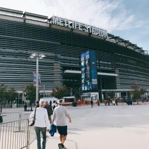 【ニューヨーク近郊で一番大きい!】Metlife Stadium(メットライフスタジアム)へのアクセス方法