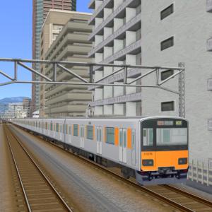 ★A列車で行こう9 テクスチャ貼替紹介★ ~東武50070系を作ってみた~