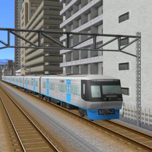 ★A列車で行こう9 テクスチャ貼替紹介★ ~住宅・都市整備公団9100形タイプを作ってみた~
